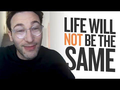 There Is No Going Back To Normal   Simon Sinek