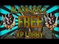 Call Of Duty Black Ops 2 XP LOBBY TROLL