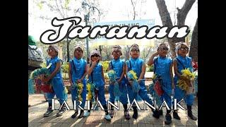 Tari JARANAN - PAUD Islam Mandiri (@PORSENI PAUD 2018)