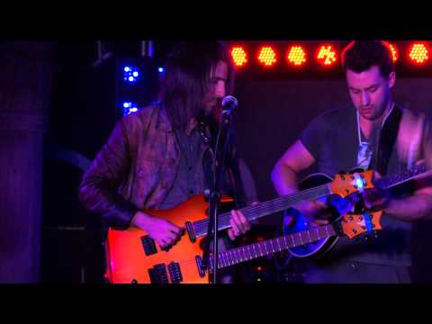 """Ron """"Bumblefoot"""" Thal (Guns N'Roses). Live in Minsk."""