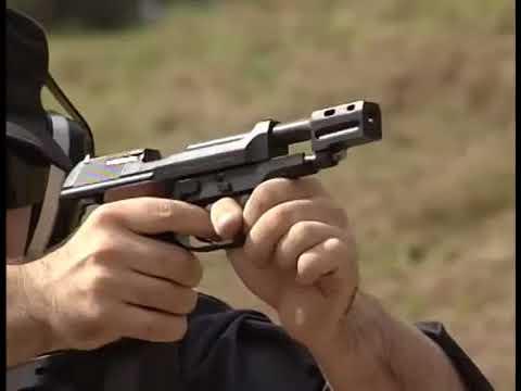 Handgun 6 - P7 M93R G18 -Military Armaments (Japanese Doc)