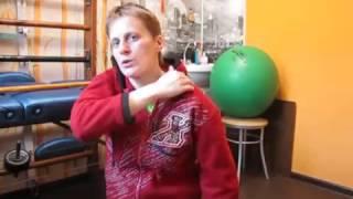 Когда больно заводить руку за спину или за голову. Зажимы мышц вращательной манжетки плеча