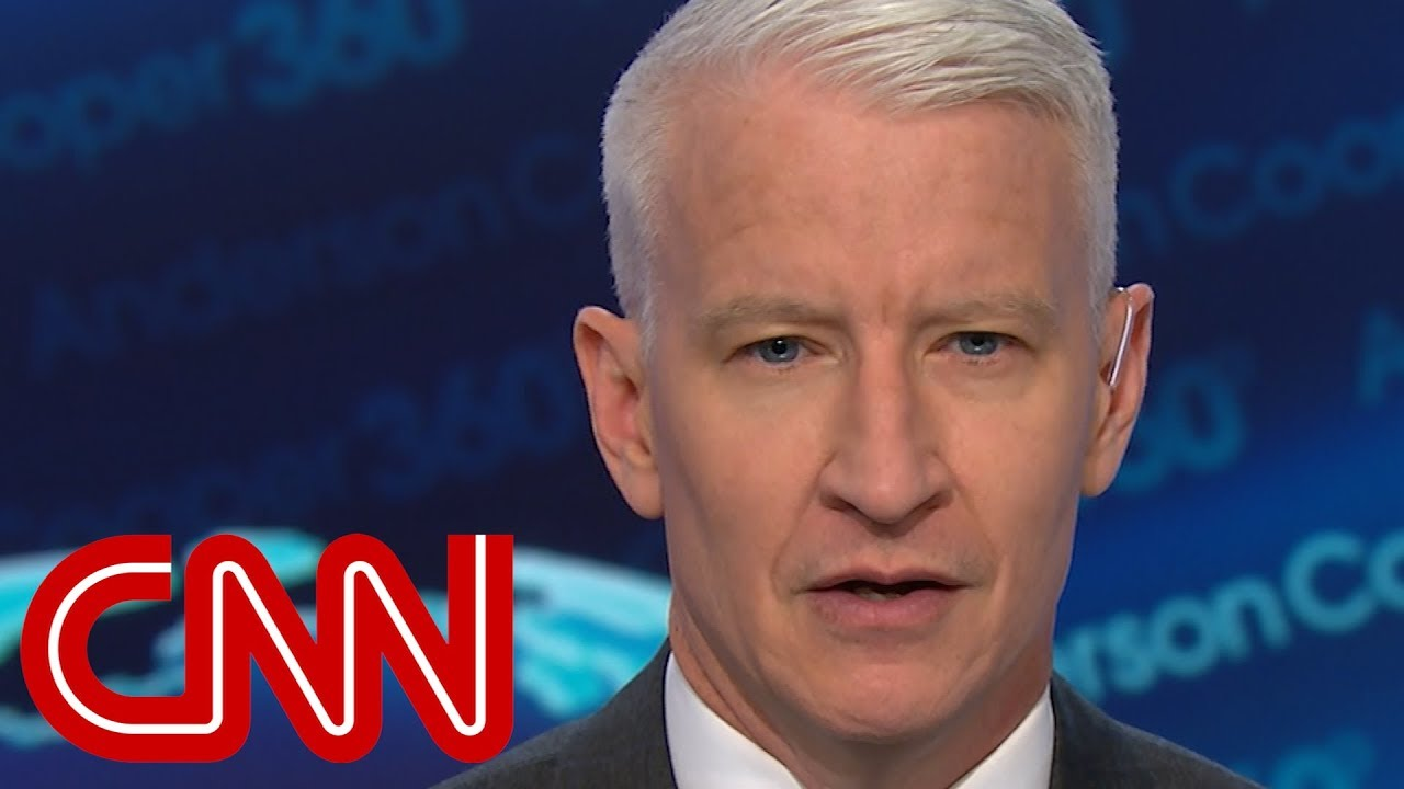 Cooper dissects Trump's reaction to Saudi investigation