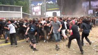 Wall of Death @greenfield 2010