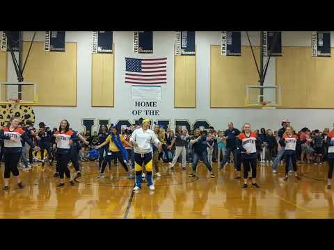 North Stafford High School at Rodney E. Thompson Middle School Git Up Challenge