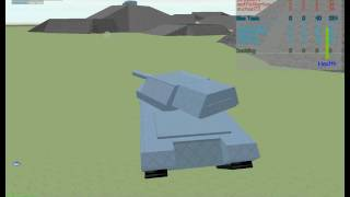 Lets Play Roblox 2 - Armoured Patrol!