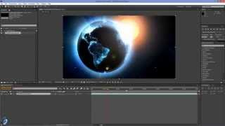 After Effects Tutorial: How to Set a Video to Loop