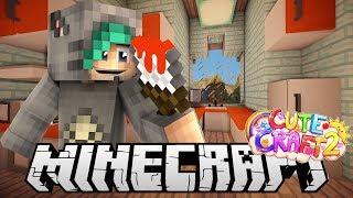 CUTEST HOUSE MAKEOVER! - Cutecraft Minecraft SMP Season 2 - Ep.4