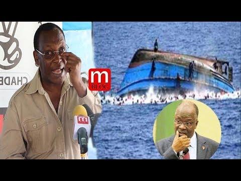 """Mbowe """"Huu ndio uzembe uliosababisha kuzama MV Nyerere, Rais Magufuli chukua hatua"""""""