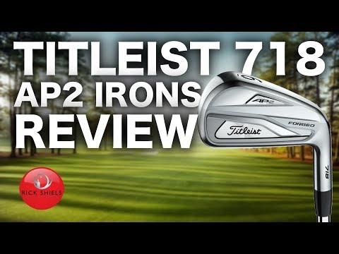 NEW TITLEIST AP2 718 IRONS REVIEW