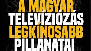 A magyar televíziózás tíz legkínosabb pillanata - Sznobjektív [#49]
