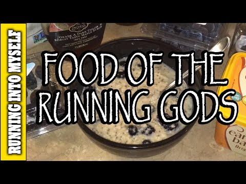 BEST RUNNING NUTRITION FOOD FUEL FOR RUNNERS PRE RUN & WORKOUT MEAL