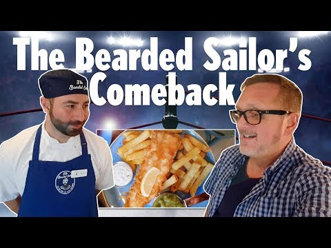 The Bearded Sailor's Comeback!