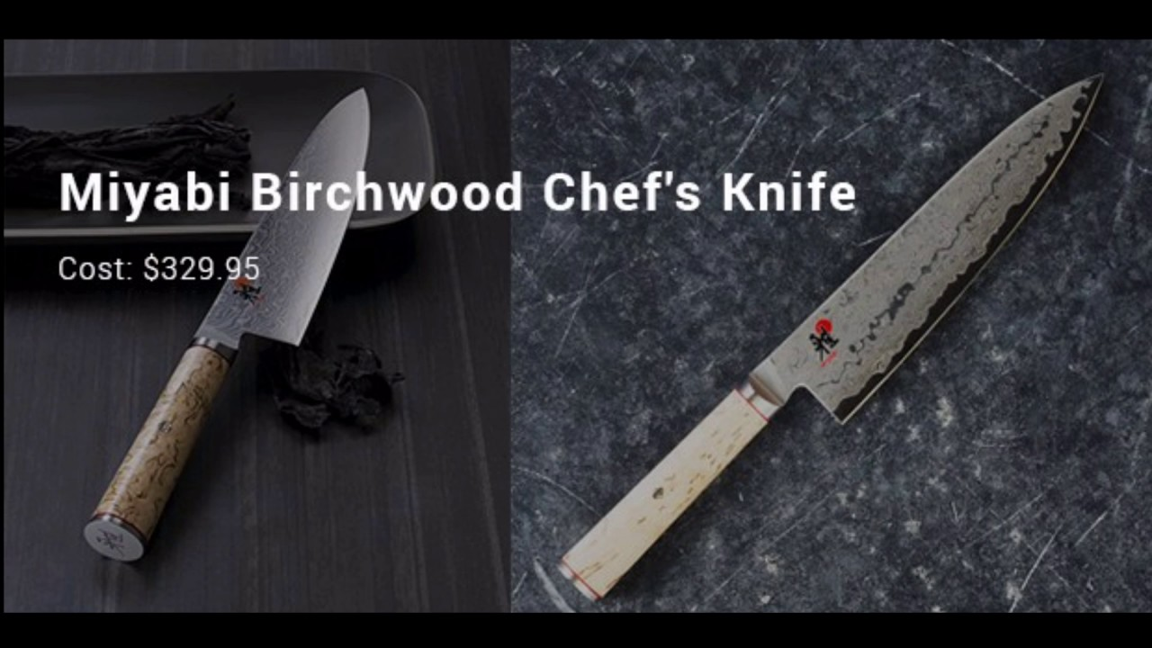 Genial Most Expensive Kitchen Knives