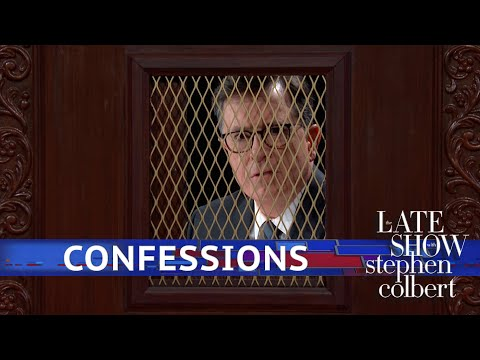 Stephen Colbert's Midnight Confessions, Vol. XLII