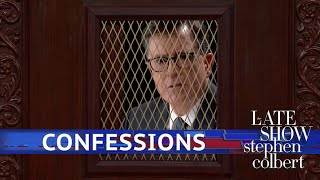 Stephen Colbert's Midnight Confessions, Vol. XLII