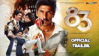 83 (Hindi )Official Trailer | Ranveer Singh |  Kabir Khan |  Coming soon 2020| Interesting Facts