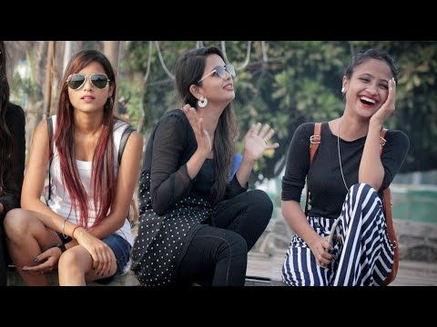 Cute Girl Asking | Mere BF ke Sapno Me kyu aa Rahi ho | Prank On Cute Girl | Prank in India {BRbhai}