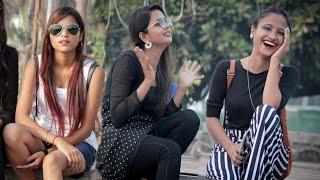 Cute Girl Asking | Mere BF ke Sapno Me kyu aa Rahi ho | Prank On Cute Girl | Prank in India {BRbhai}