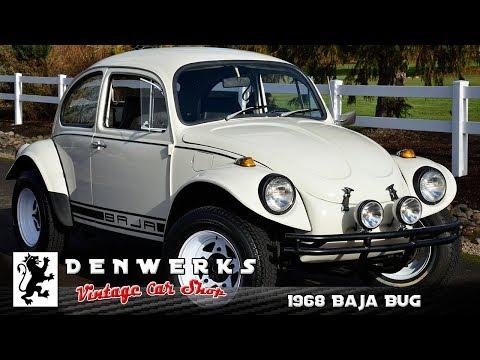 1968 Volkswagen Baja Bug DENWERKS