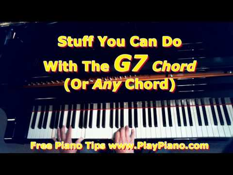 What To Do With Piano Chords After You Learn Them