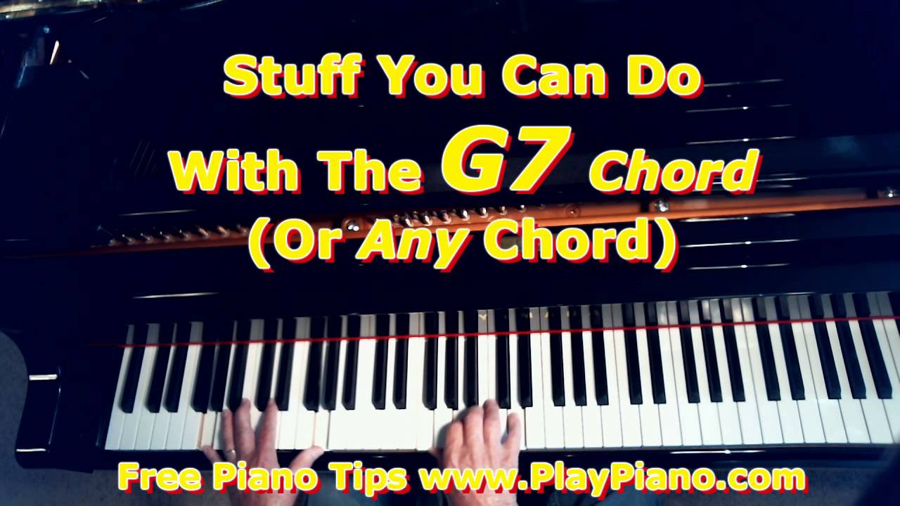 What to do with piano chords after you learn them youtube hexwebz Choice Image