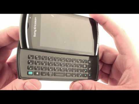 Обзор телефона Sony Ericsson Vivaz pro от Video-shoper.ru