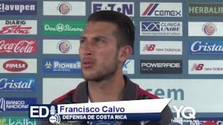 """Calvo sobre CONCACAF: """"Tenemos buenas posibilidades de clasificar"""""""