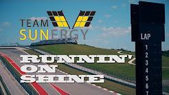 Runnin' on Shine: the story of Appalachian State University's Team Sunergy