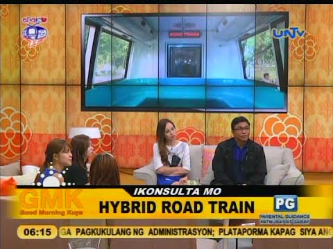 Hybrid Road Train