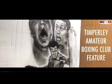 TIMPERLEY ABC - BOXING CLUB FEATURE - BBTV