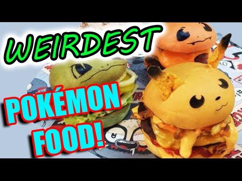Pokeburgs weirdest pokemon food youtube for Pokemon cuisine