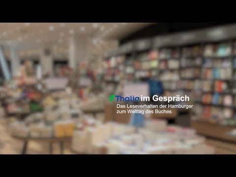 """Welttag des Buches 2018 / Thalia CEO Michael Busch: """"Schulen sollten dem Lesen mehr Raum geben."""" / Allein Thalia gibt in diesem Jahr mehr als 125.000 Welttagsbücher aus"""