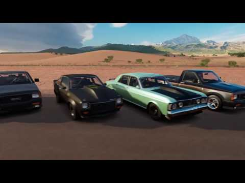 Forza Horizon 3 cash days - 600k cash out- bracket in description