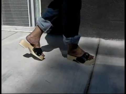 b563cca1f6b3 Dr scholls Dr super platform exercise sandal 300 f s - YouTube