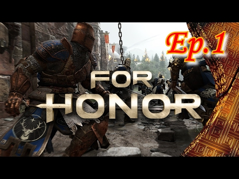For Honor - La Partie Impossible à Record ! - Beta Ouverte Gameplay