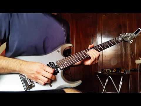 Dream Theater - Another Day Solo Cover (Music Man JP13)