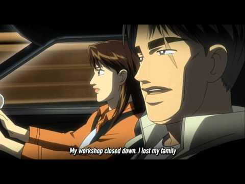 Wangan Midnight Episode 10