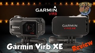 Garmin Virb XE Action Camera with G-Metrix Data! - FULL REVIEW