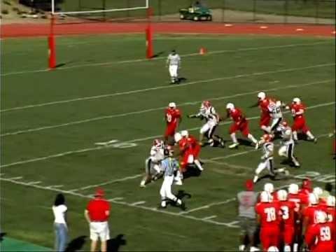 Kenneth Berryhill 2011 Football Highlights-#72 LT/DE-Freeport High School