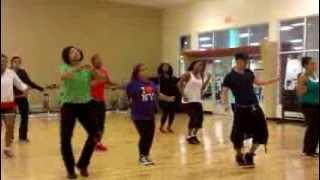 Arianna Grande ft Mac Miller The Way (Cardio Dance Choreography)