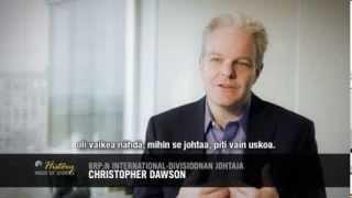BRP - Merkkipaaluista: Chris Dawson (Finnish)