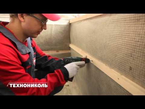 Утеплитель ISOVER: теплоизоляция - минеральная вата