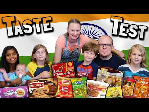 indian-food-taste-test-2020-//-our-daughter-bought-us-india-snacks-to-try!