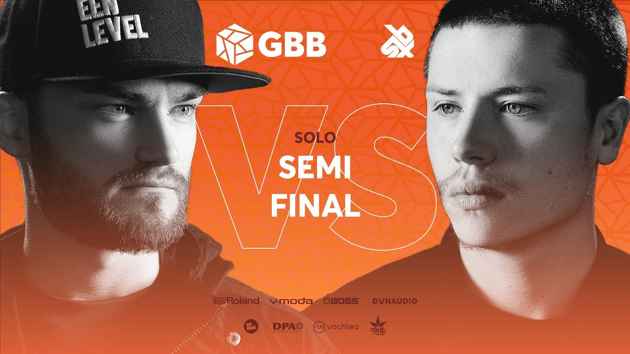 B-ART vs D-LOW | Grand Beatbox Battle 2019 | SEMI FINAL