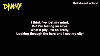 Hollywood Undead - Usual Suspects [Lyrics Video]