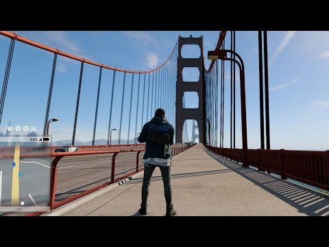 Watch Dogs 2 - Open World Free Roam Gameplay (PC HD) [1080p60FPS]