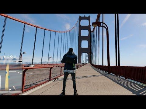 Watch Dogs 2 - Open World Free Roam Gameplay (PC HD) [1080p60FPS]