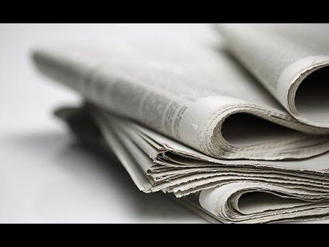 [Kỹ Năng] Tận dụng giấy báo cũ