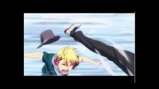 """Прикол из аниме """"Поющий принц: реально 1000% любовь"""""""